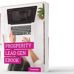 Prosperity Lead Gen eBook